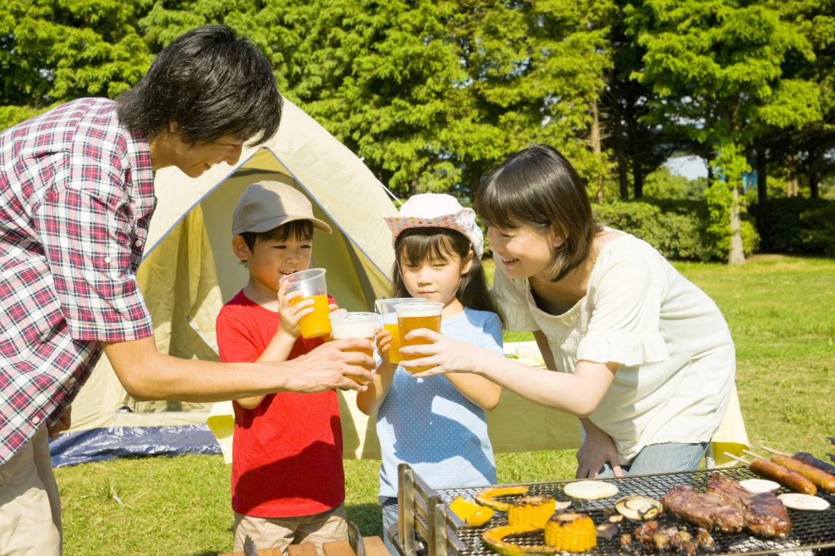 まず何から揃えるべき? 初心者向けのキャンプ用品の解説!